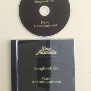 CD Songbook Six