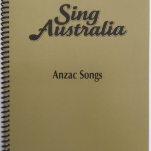 Anzac Songbook