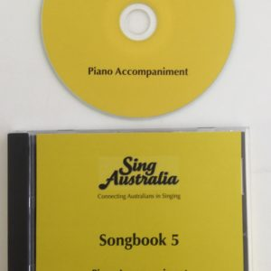 CD SB 5 Piano Accompiment