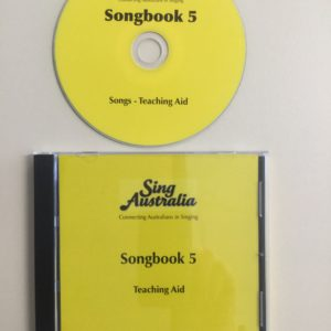 CD Songbook 5 Teaching Aid