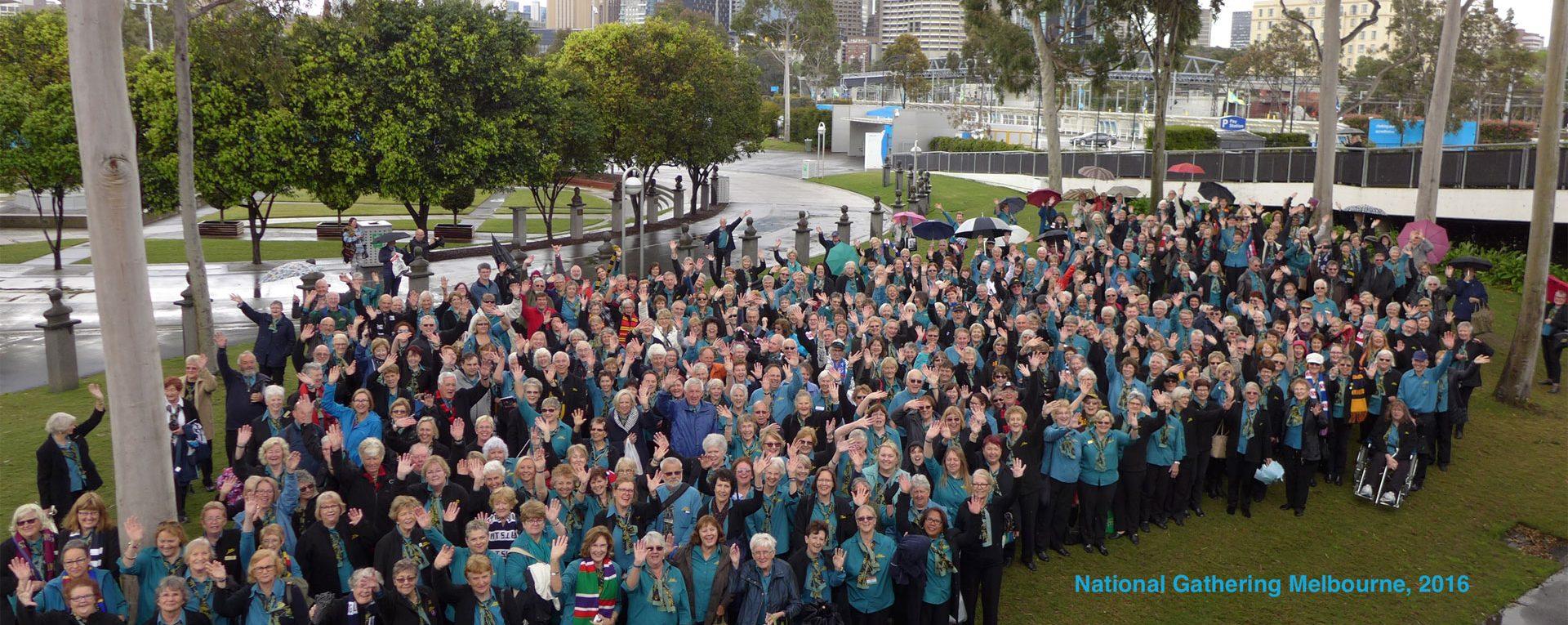 National Gathering Melbourne 2016